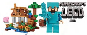 Конструкторы My World - аналог LEGO Minecraft