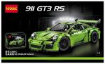 Конструктор Техник/Technic - Porsche 911 GT3 RS (Decool 3368C)
