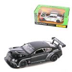Автомодель 1:24 Bentley Continental GT3 Concep (Автопром 68266A)